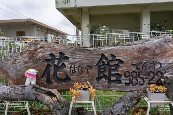 久米島で唯一の花屋さん!花館(はなや)さんに行こう