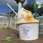 久米島のおすすめデザートの店:『ジェラテリア久米島Verde』